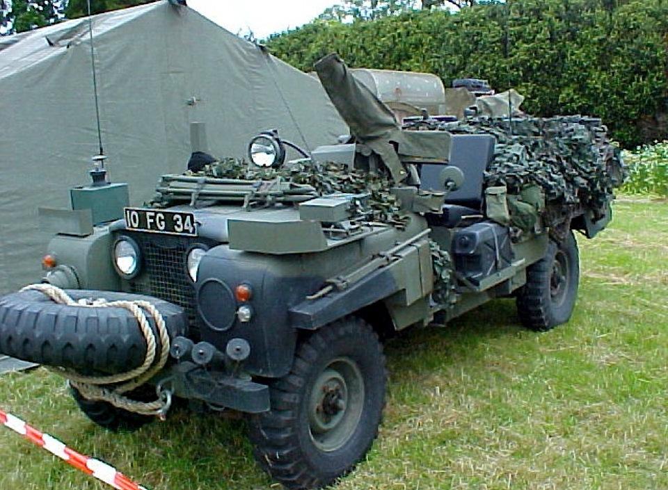 LR 109 Rover-11 Pink Panther в