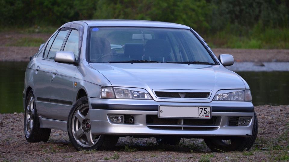 Nissan Primera Camino - JDM style | DRIVE2