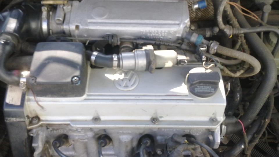 Volkswagen Passat Двигатель