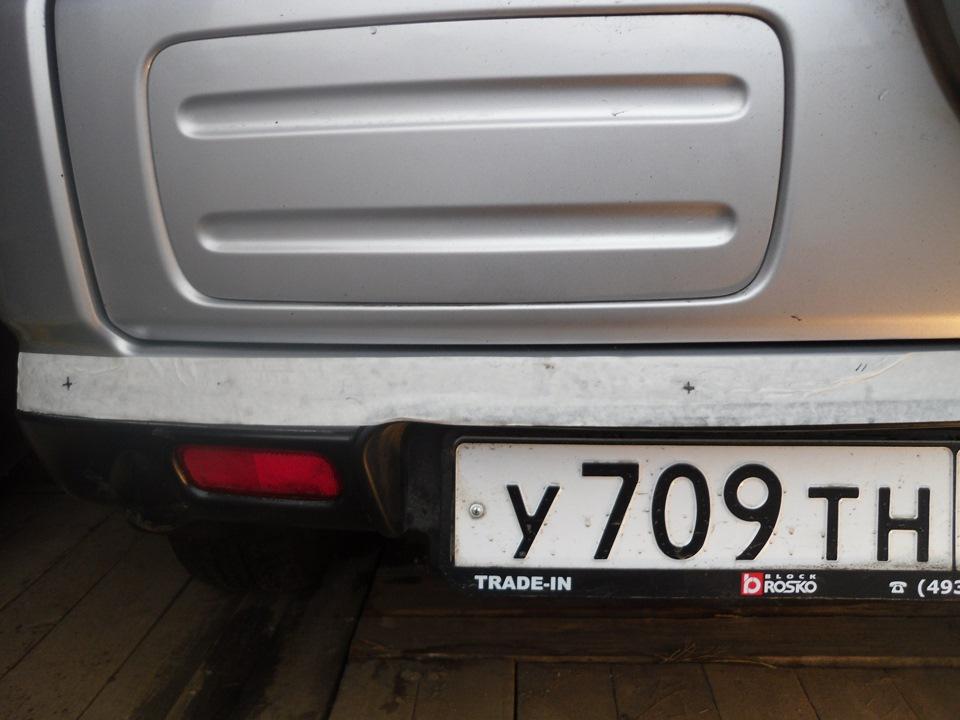 парктроник на honda cr v 2 поколения