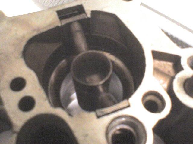 часть карбюратора 126ГМ