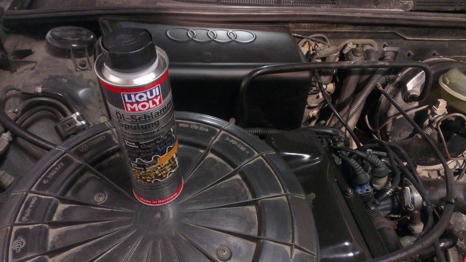 моторное масло audi 80 двигатель abt