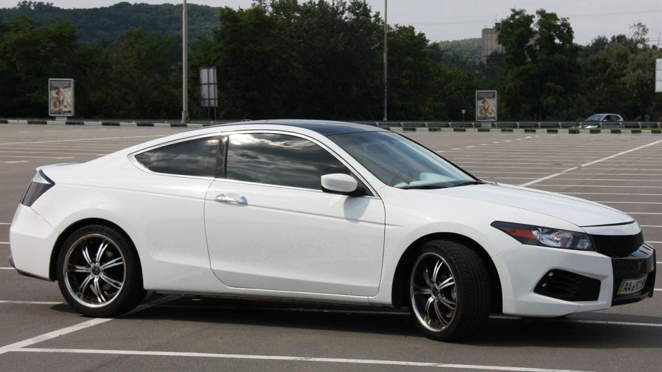Хонда аккорд купе фото