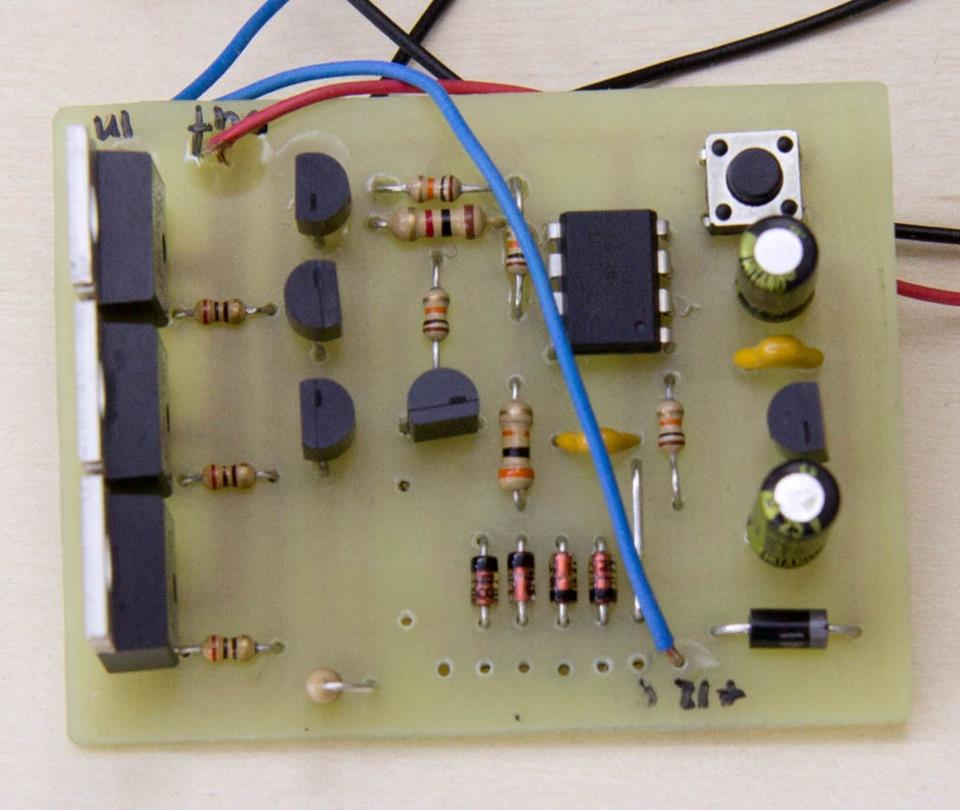 Восстановление кислотных аккумуляторов переменным током