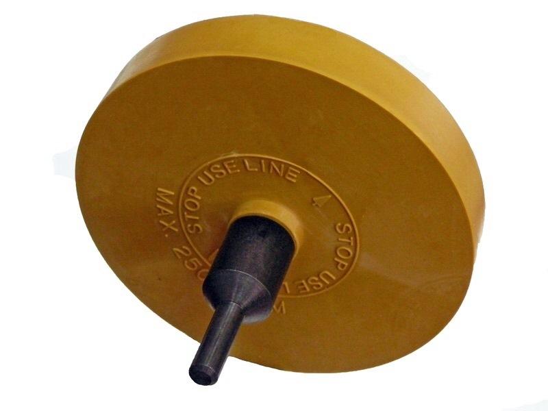 резиновый круг на дрель