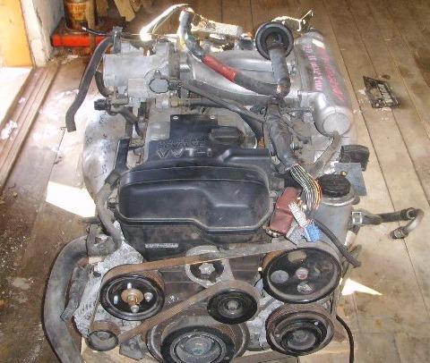 двигатель 1jz-ge vvti 1997