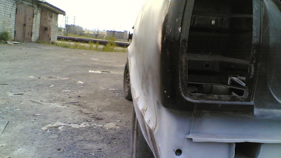 Ford Taunus quiksilver black