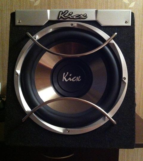 Kicx ICQ-300BA внезапно!