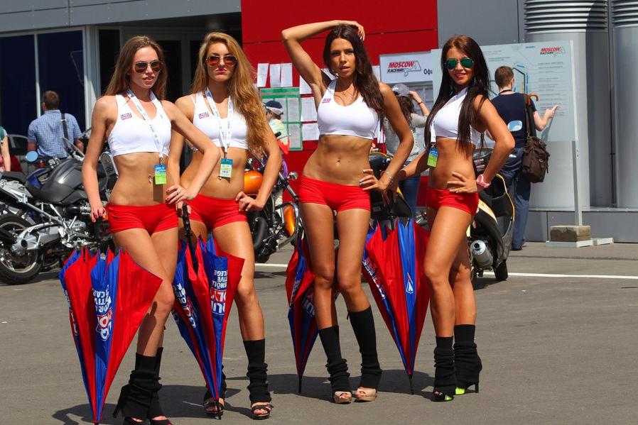 Российские девчонки