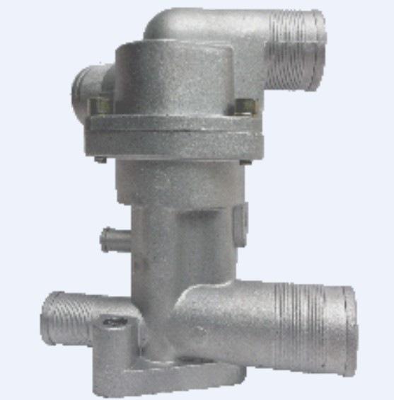 Фото №10 - ВАЗ 2110 8 клапанов инжектор термостат