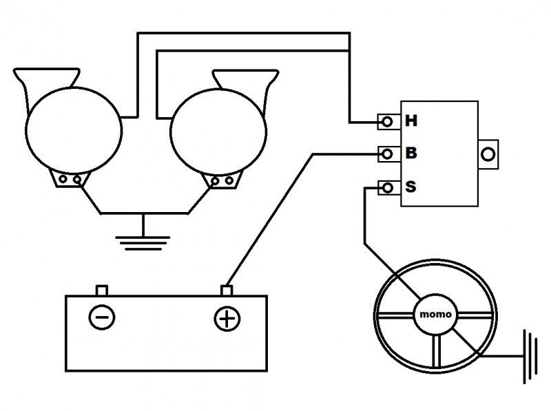 схема подключения реле из