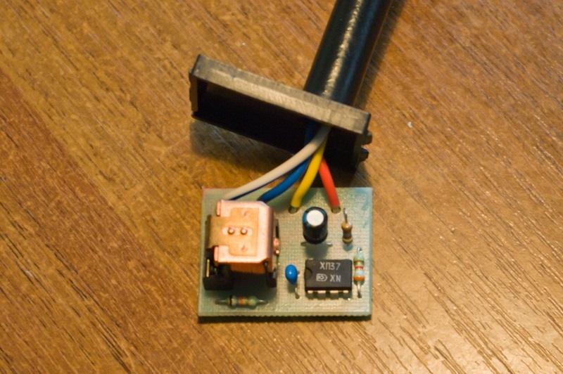 Нужный нам резистор R3