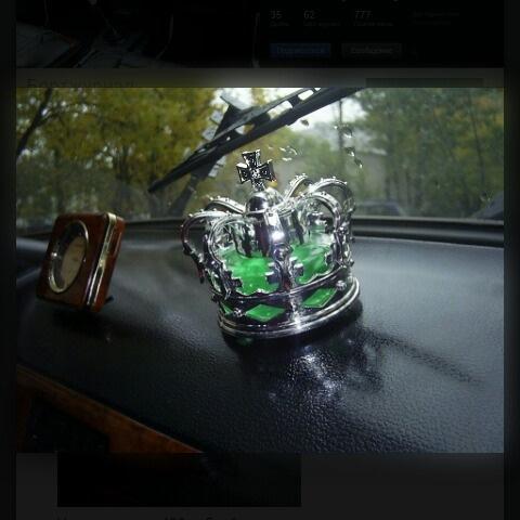 Ароматизатор в машину своими руками из одеколона