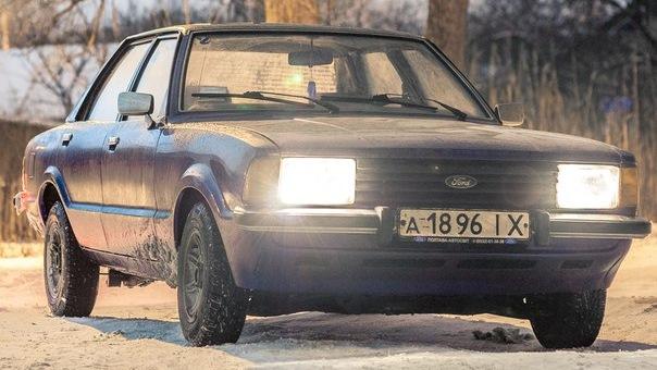 ford taunus кпп р4 на в6