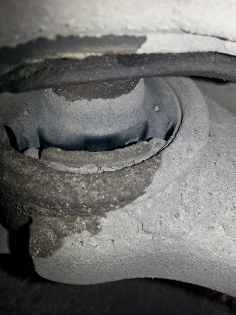 Замена передних сайлентблоков хонда цивик своими руками 90