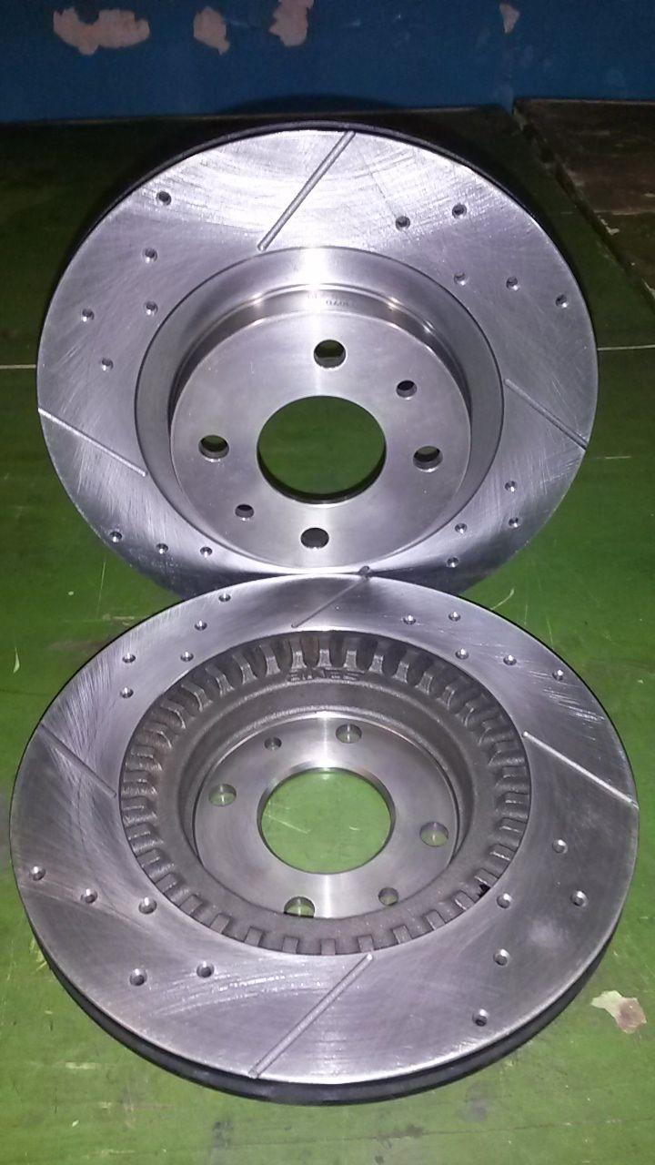 Фото №12 - какая толщина нового тормозного диска ВАЗ 2110