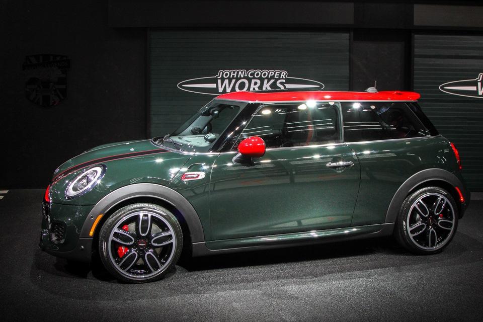 John Cooper Works 2015 бортжурнал Mini Cabrio S 2007 года на Drive2