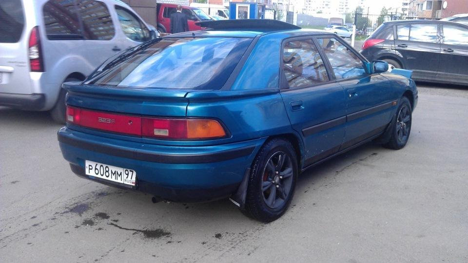 Mazda 323 B6 16v