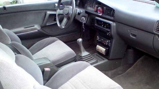 мазда купе 626 фото