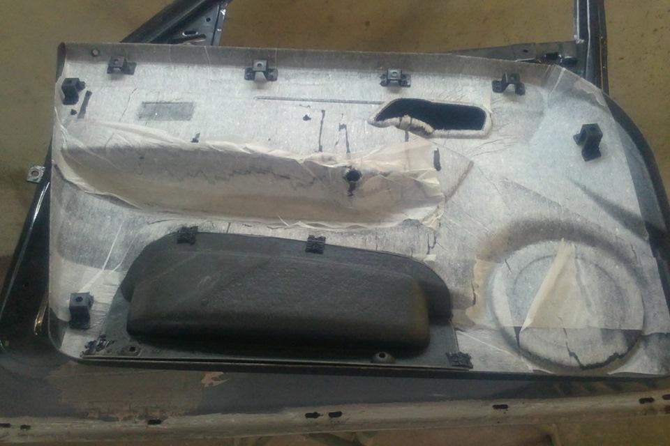 Фото №19 - ВАЗ 2110 ремонт дверных петель