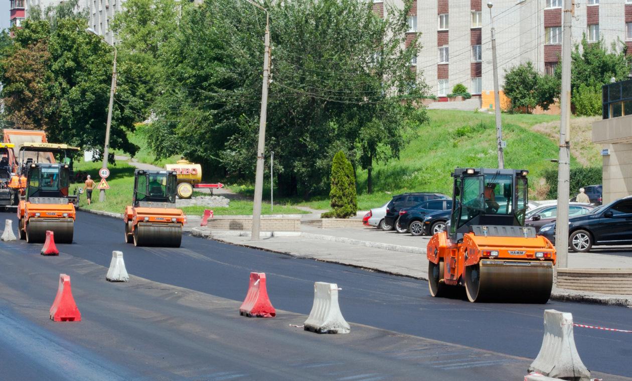 закон о строительстве дорог