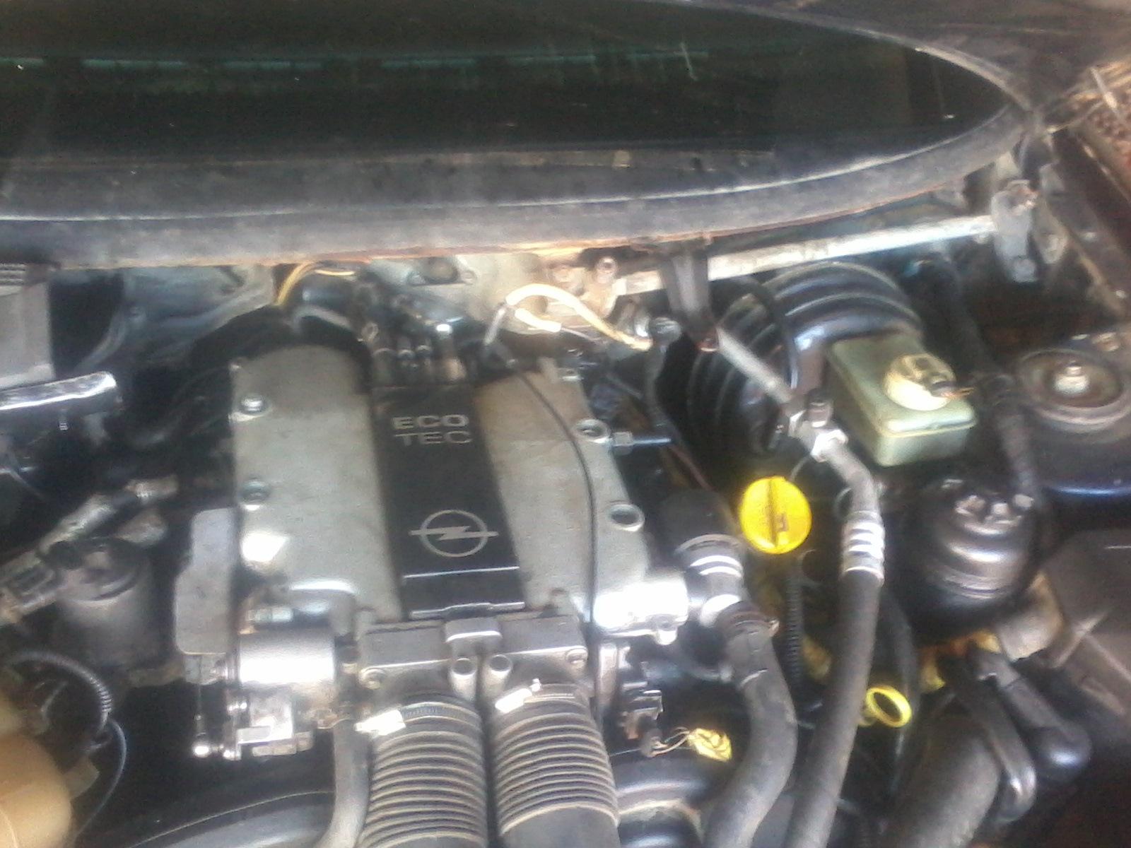 неравномерная работа двигателя опель омега 2.5 объем