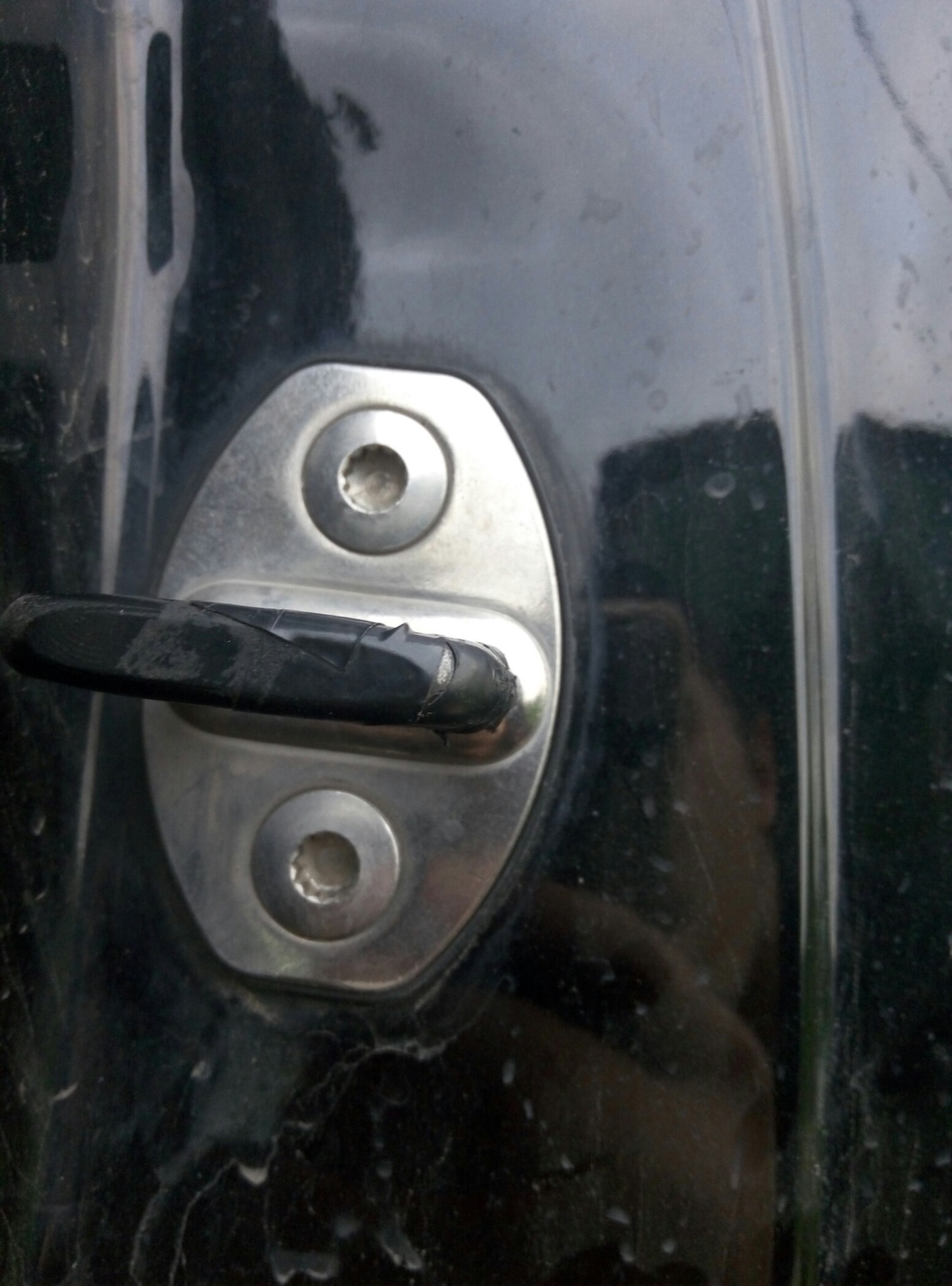 регулировка двери volkswagen polo