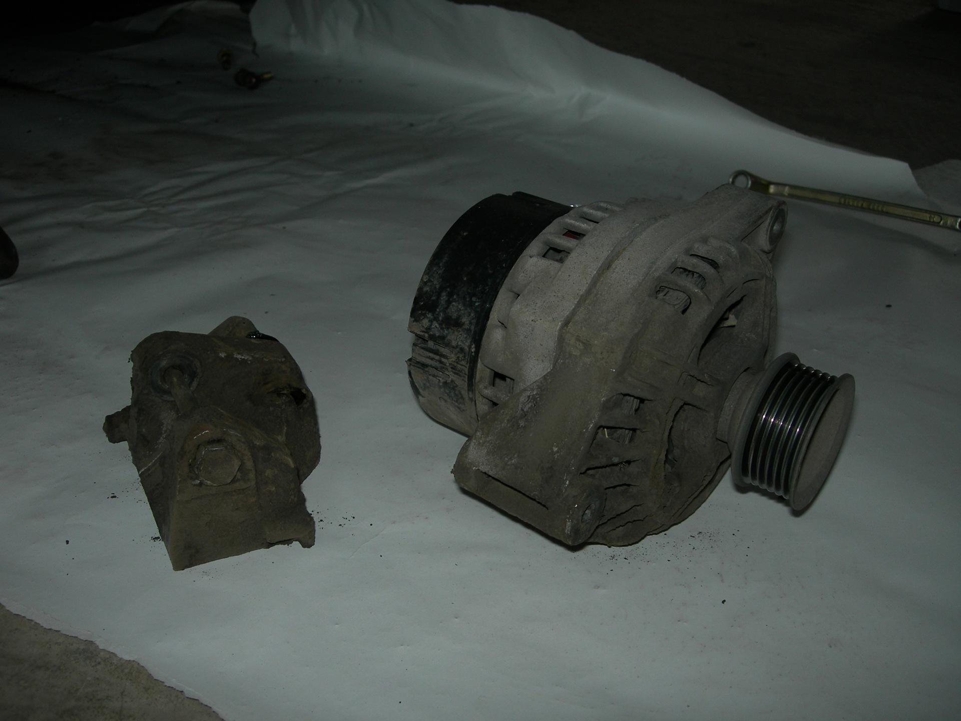 Замена подшипников генератора ваз 2110 своими руками фото 431