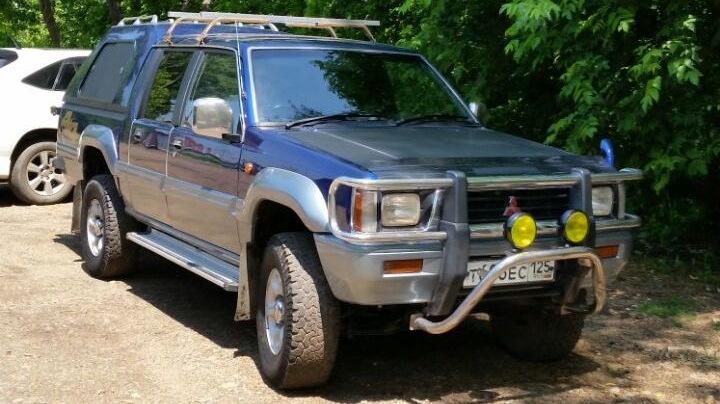 митсубиси л200 1995 года
