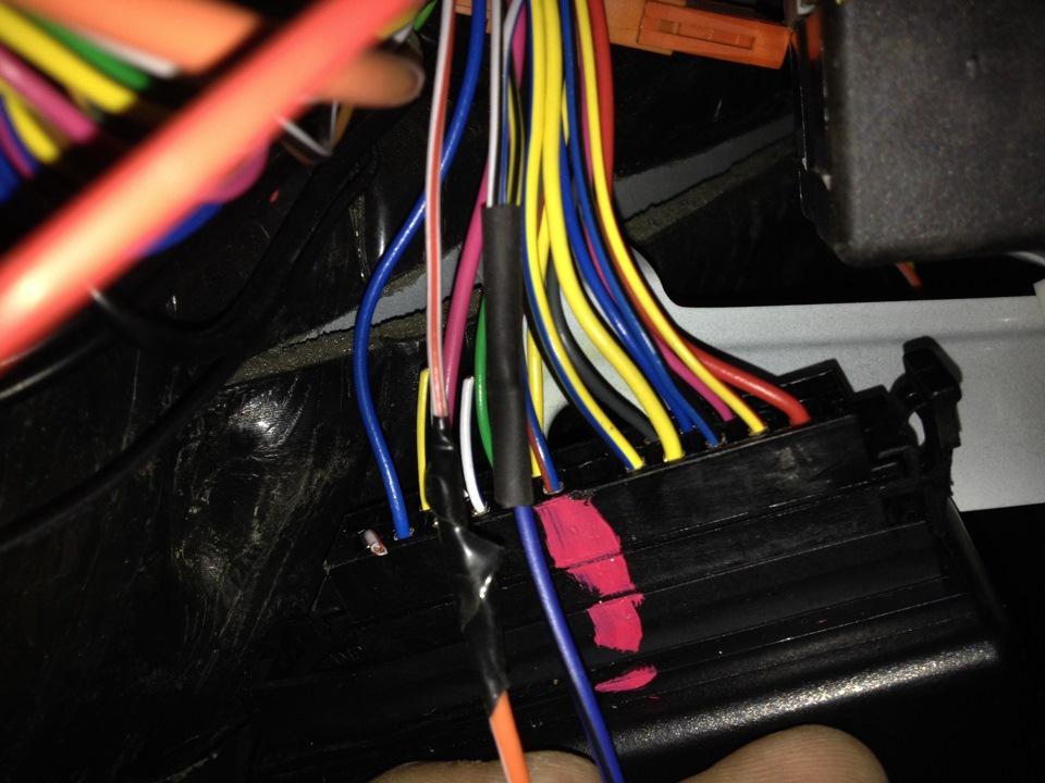 8-подключаем поворотники