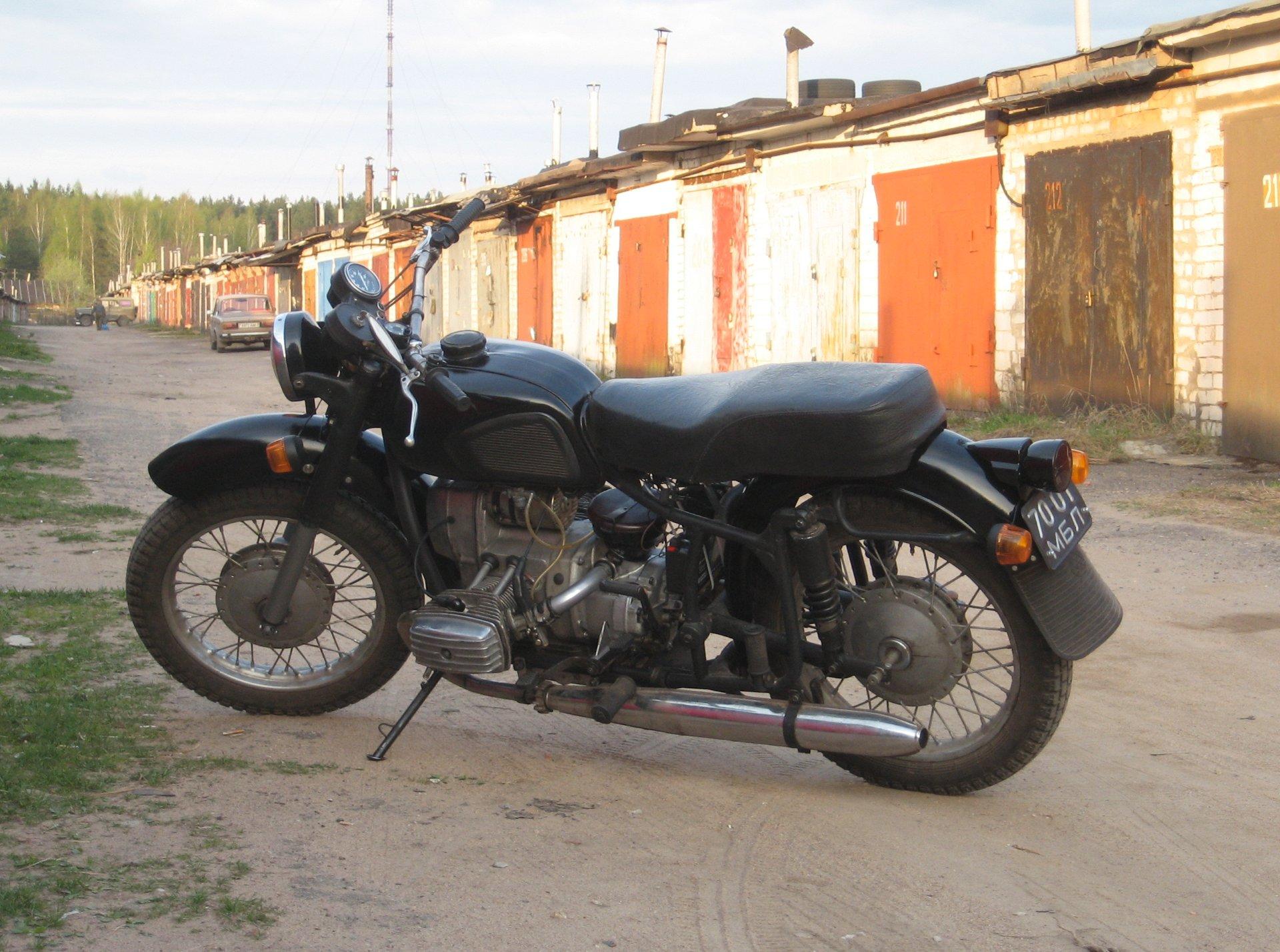 Новые мотоциклы ИЖ | Русские, советские и российские мотоциклы