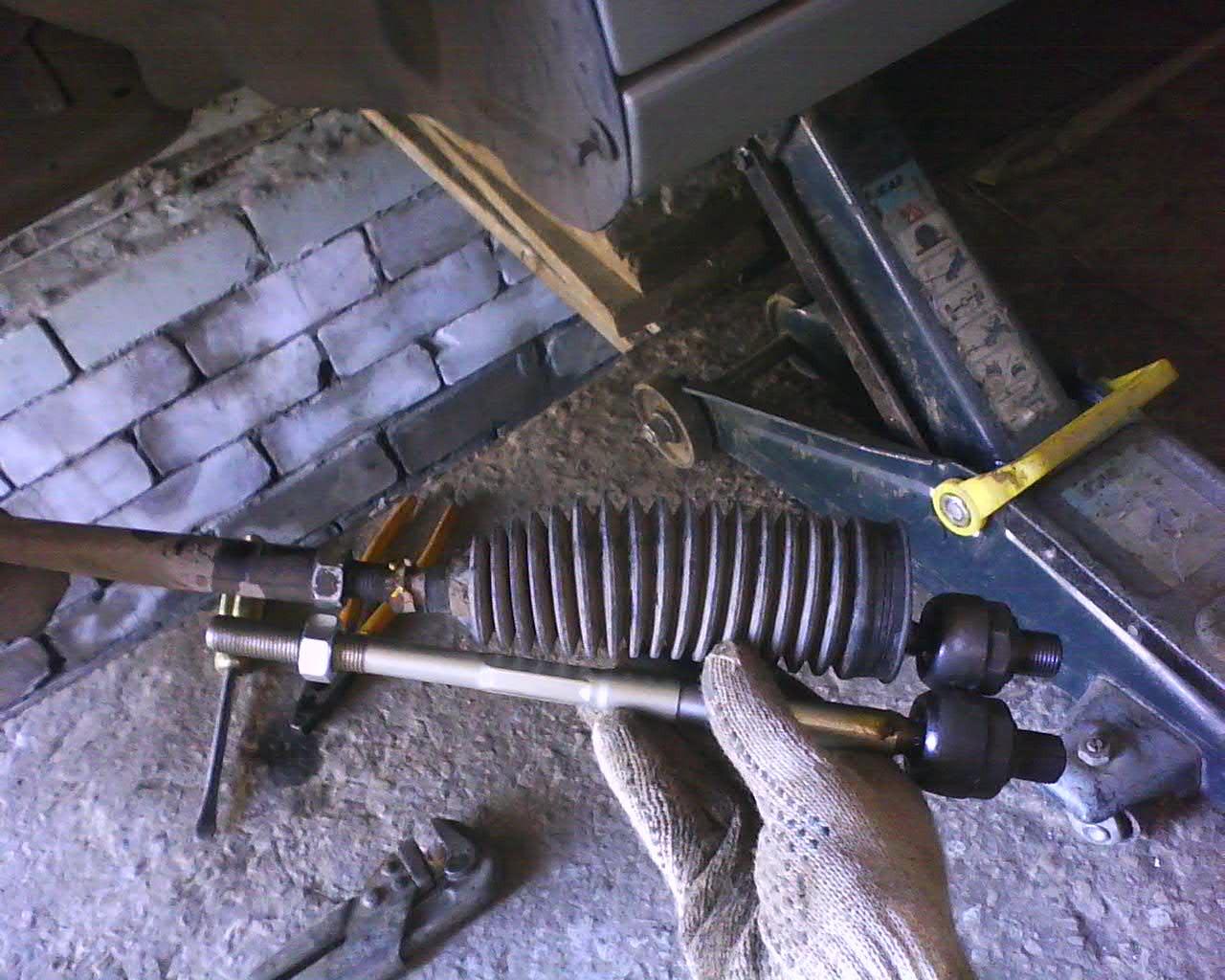 пыльник наконечника рулевой тяги на опель