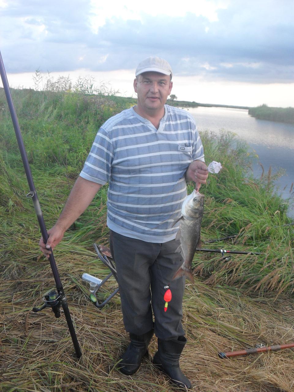 толстолоб рыбалка в стерлитамаке