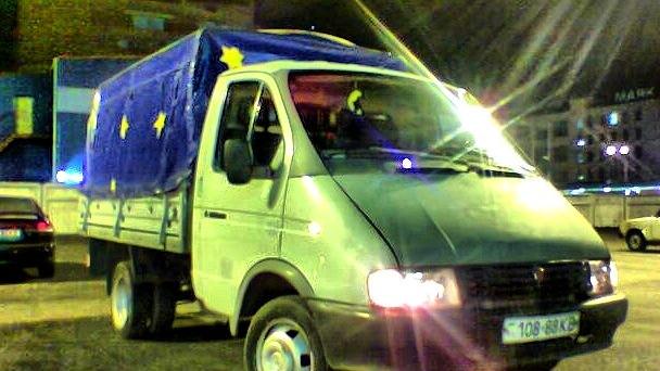 Грузовой автомобиль ГАЗ-33 2 ГАЗель - Автомаш