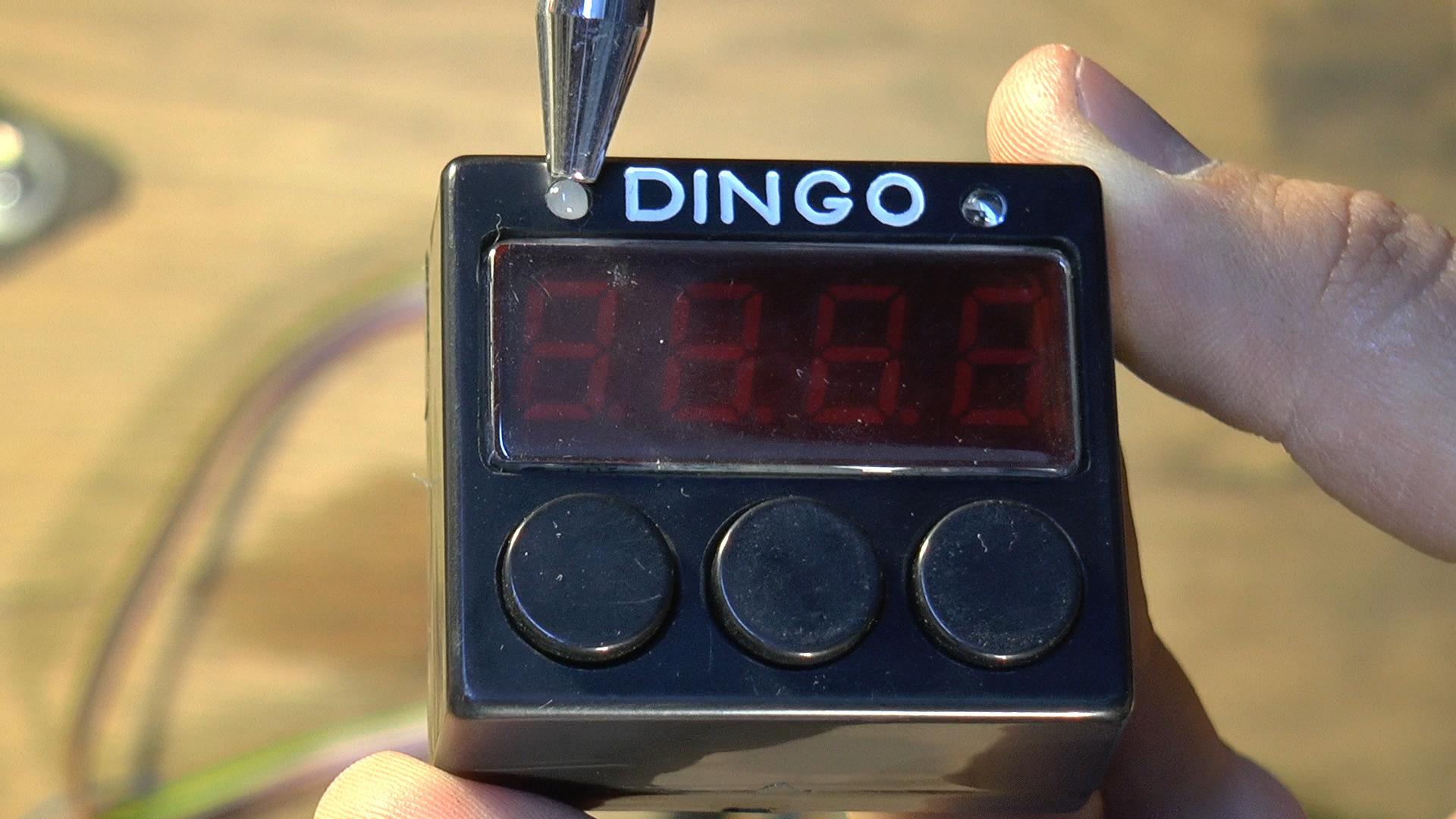 Установка бортового компьютера DINGO
