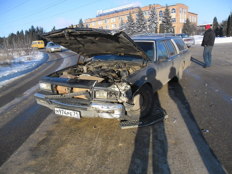 Chevrolet Caprice Classic Wagon 1989 from Russia 879dbcs-960