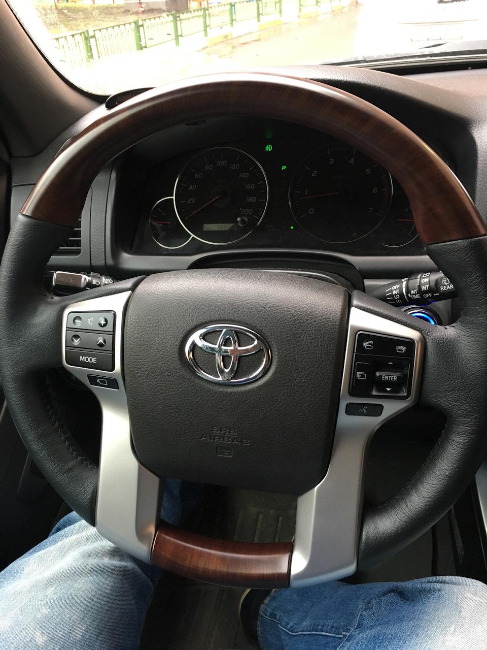 руль Toyota Прадо 150