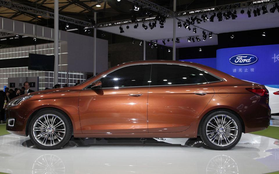 форд концепт кар 2014