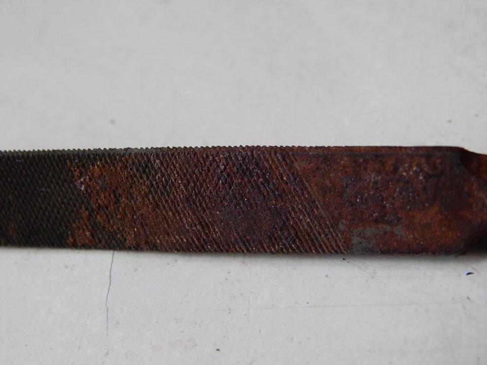 Хлорное железо для восстановления фрез и напильников