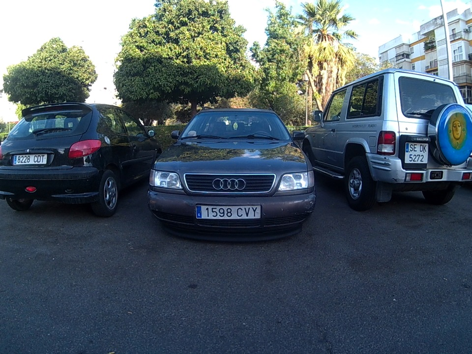 Audi A6 Avant 1.9tdi grande, bajo, pesado y lento de Sevilla 87f8d2as-960