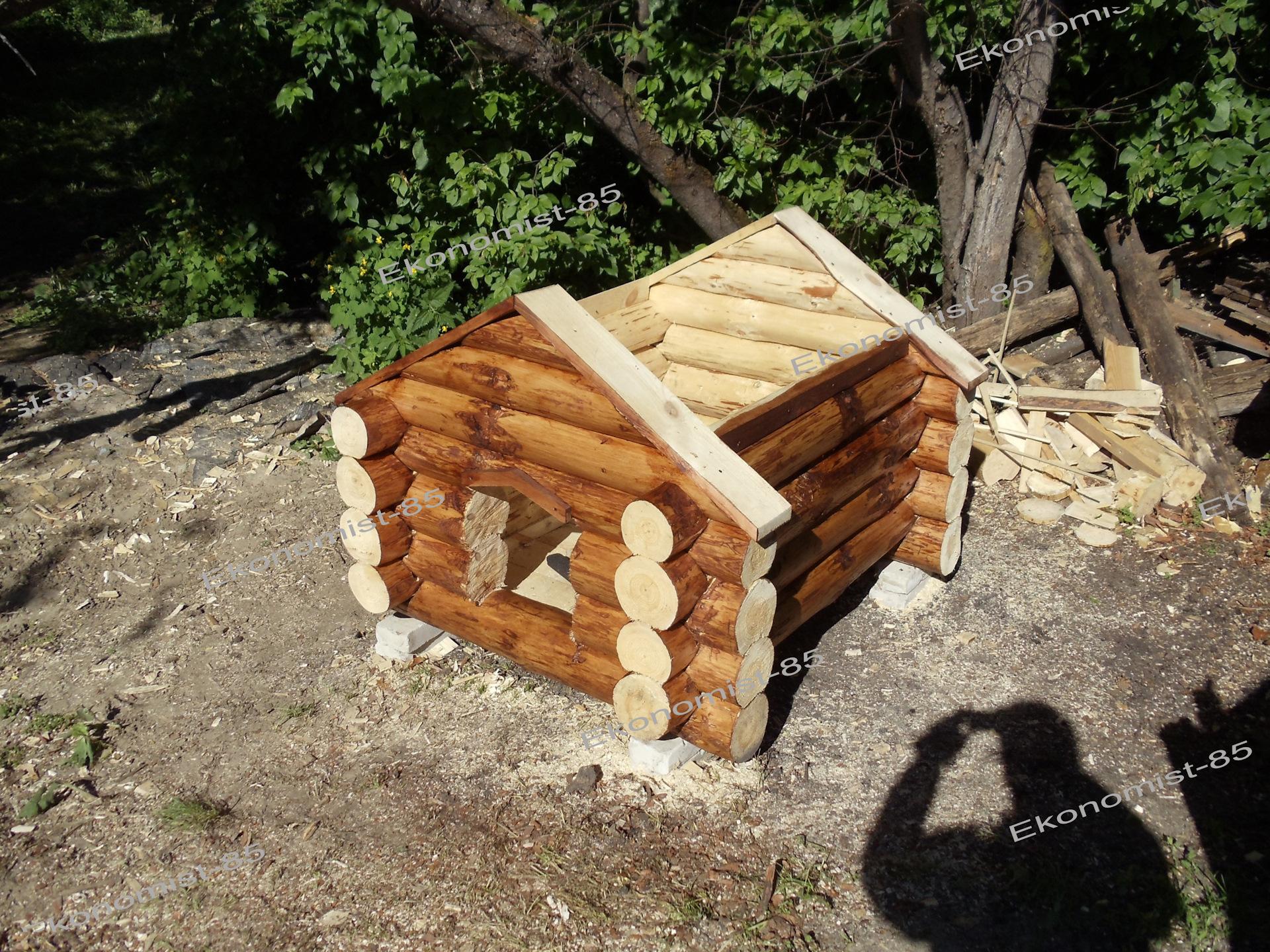 Поделки для дачи из дерева