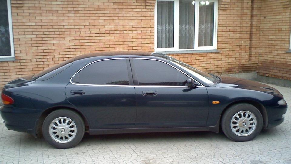 mazda eunos 500 1992 год двигатель
