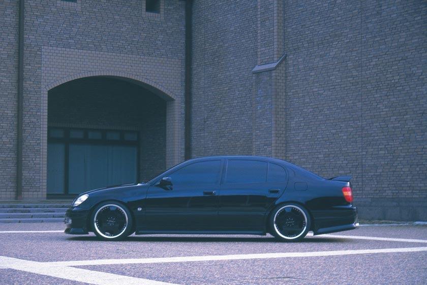 Gsaristo Lexus Gs And Ls Toyota Aristo And