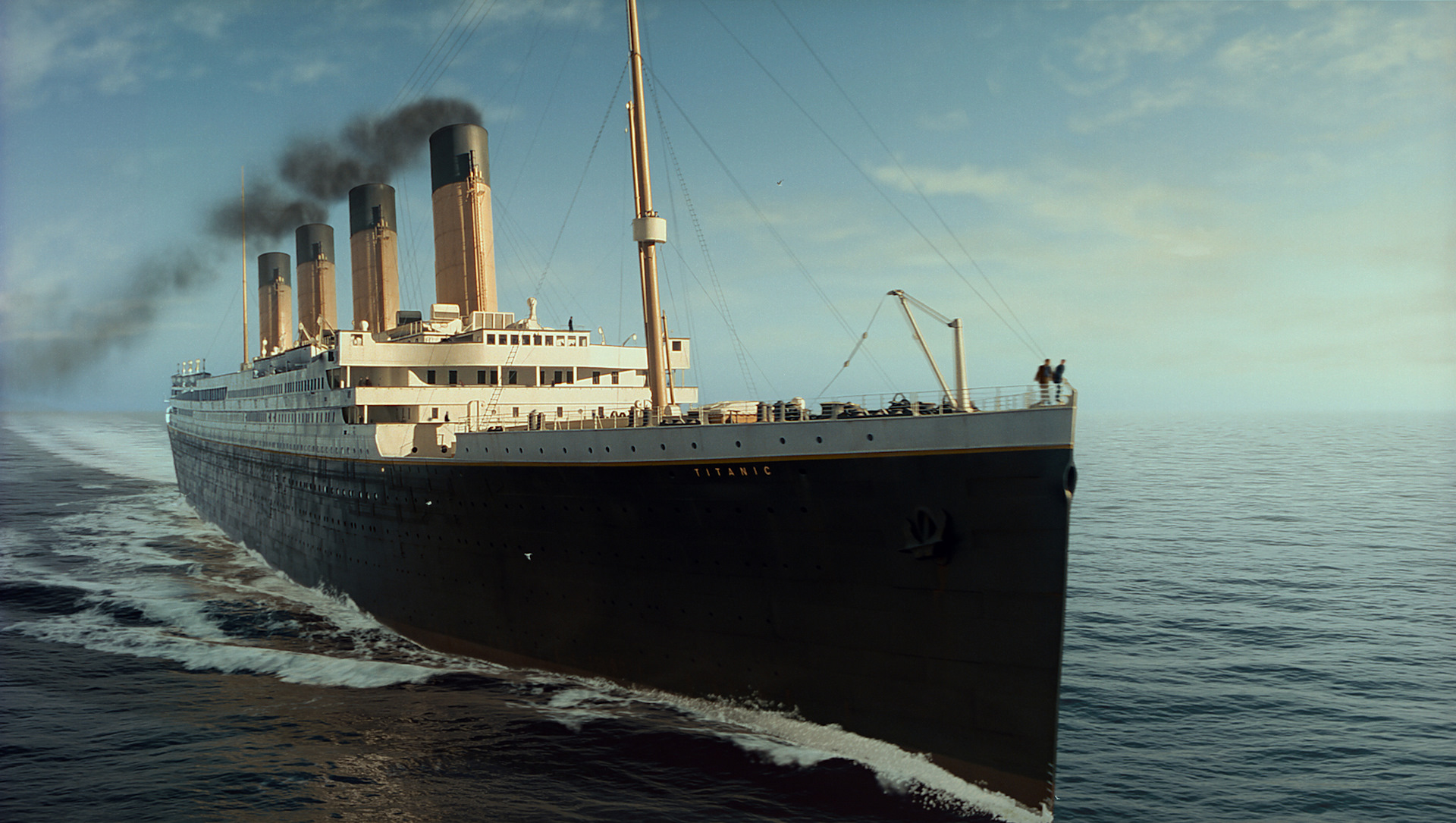 design flaws on the titanic Complete plot summary of titanic, written by specialists and reviewed by film experts while the audience sees young rose getting dragged onto titanic, a guy named jack is playing in a poker game—and tickets to get on the titanic are in the pot.