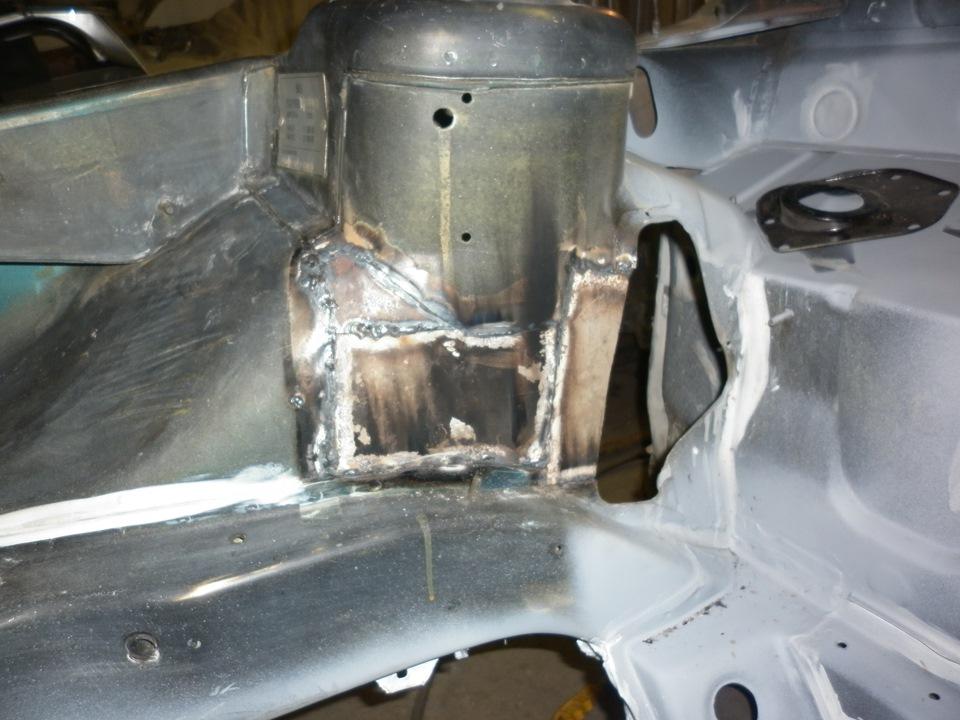 Фото №10 - ремонт стакана ВАЗ 2110