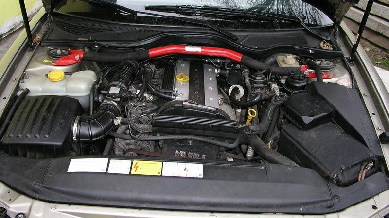 тюнинг двигателя опель омега б x20xev