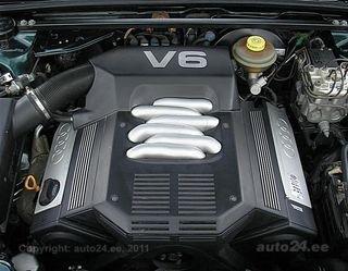 расход масла в двигателе audi 80 2.6