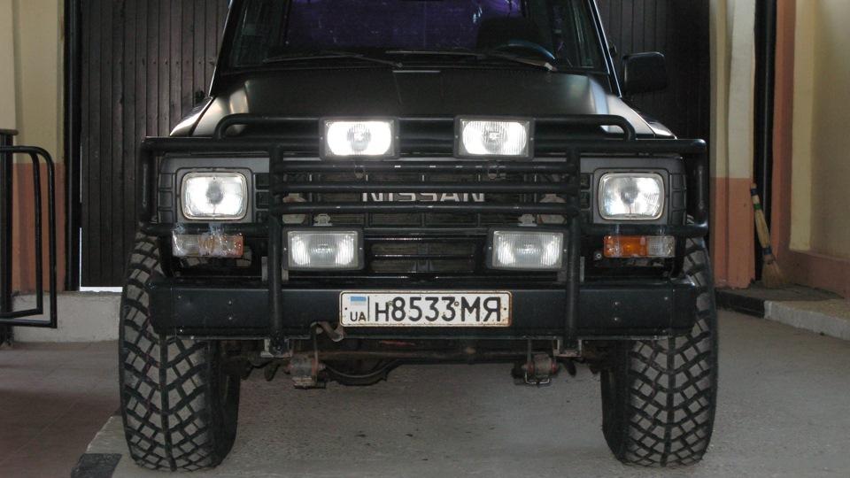 nissan patrol 1987 drifter arc drive2 ru. Black Bedroom Furniture Sets. Home Design Ideas