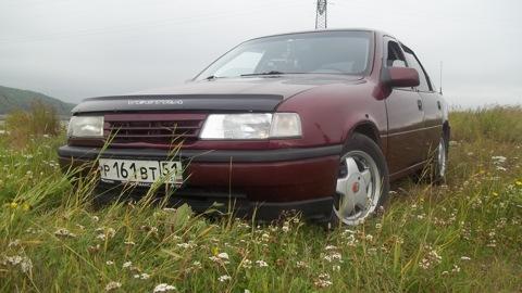 Предохранители В Opel Vectra A