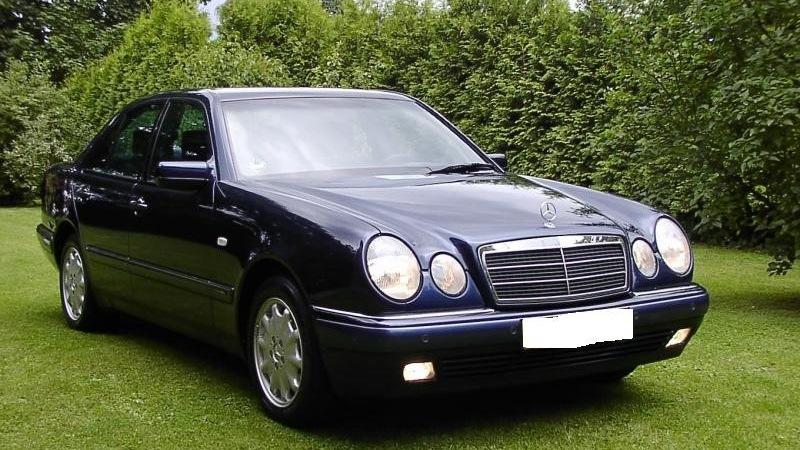 Mercedes benz e class w210 e280 drive2 for Mercedes benz usa accessories